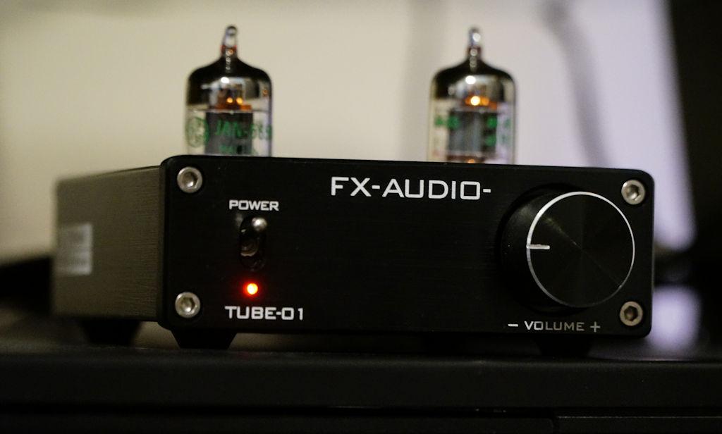 The tube sound